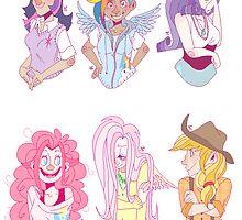 My Little Pony: Friendship is Magic 1 by KayJayTwisp