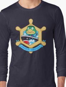 KAPP'N CRUISES Long Sleeve T-Shirt