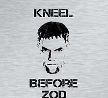 Kneel before Zod! (Phone Case) by NotNowJordan