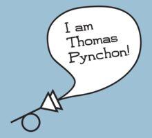 I am Thomas Pynchon! by dotgumbi