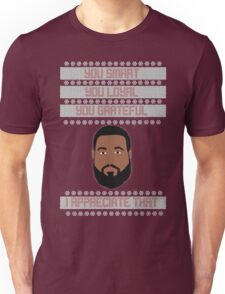 DJ Khaled Christmas Sweater Unisex T-Shirt