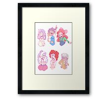 My Little Pony: Friendship is Magic 2 Framed Print