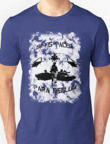 Si vis pacem para bellum USA Unisex T-Shirt