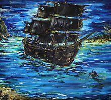Hunter's Ship by Kimberly  Daigle