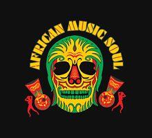 AFRICAN MUSIC SOUL Unisex T-Shirt