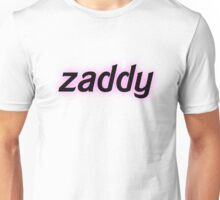 Zaddy Unisex T-Shirt