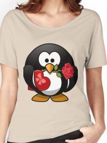 Lovely Penguin Women's Relaxed Fit T-Shirt