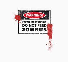 Zombie Warning! Unisex T-Shirt