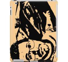 Tai Lopez In His Garage Black & White iPad Case/Skin