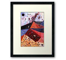 'CREATION' Framed Print