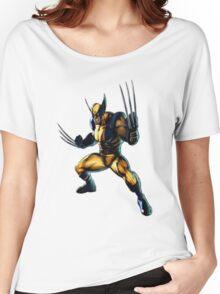 Wolverine-James Howlett- Logan Women's Relaxed Fit T-Shirt