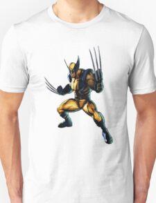 Wolverine-James Howlett- Logan Unisex T-Shirt