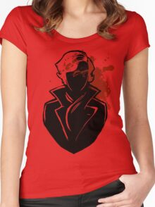 The Fall Women's Fitted Scoop T-Shirt