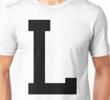Letterman L Unisex T-Shirt