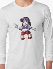 Legolized Sailor Mars Long Sleeve T-Shirt