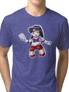 Legolized Sailor Mars Tri-blend T-Shirt