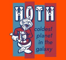 HOTH: COLDEST IN THE GALAXY Kids Tee