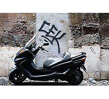 Rome transportation Photographic Print