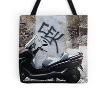 Rome transportation Tote Bag