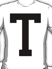 Letterman T T-Shirt