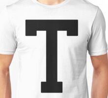 Letterman T Unisex T-Shirt