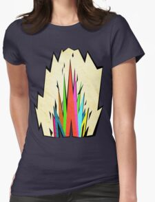 Ink Stone Womens Fitted T-Shirt