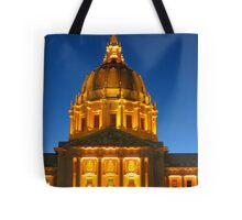 San Francisco City Hall Tote Bag