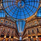 Galleria Milan by FLYINGSCOTSMAN