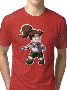 Legolized Sailor Jupiter Tri-blend T-Shirt