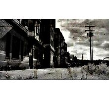 Desolate Photographic Print