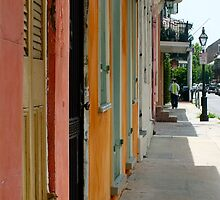 Colours of New Orleans by Hayley Musson
