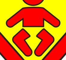 Super baby Sticker