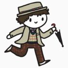 7th Doctor by CharlieeJ