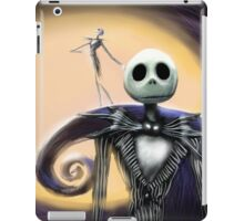 Jack Skellington Nightmare Before Christmas iPad Case/Skin