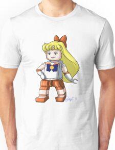 Legolized Sailor Venus Unisex T-Shirt