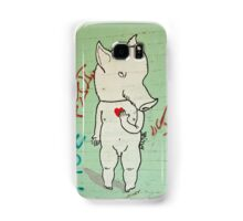 Naked Piggy Samsung Cover Samsung Galaxy Case/Skin