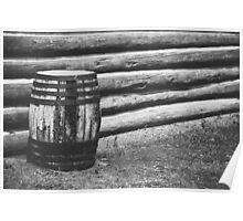 Single Barrel Poster