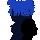 Sherlock - The Game is on by MrSaxon