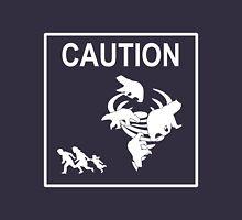 Polar Vortex Caution White T-Shirt
