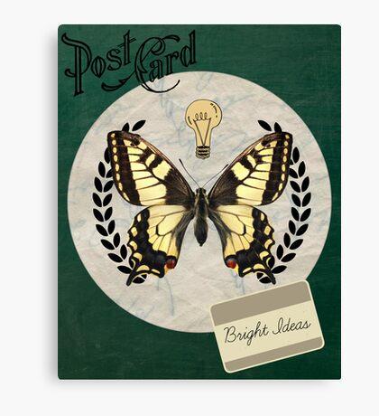 Bright Ideas Canvas Print