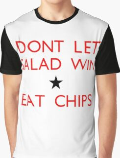 Dont let salad win! Graphic T-Shirt