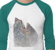 The Yarn Shark Men's Baseball ¾ T-Shirt