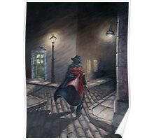 Murder by Gas Lamp Poster