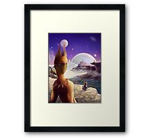 Exiled Framed Print