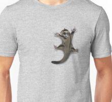 Sugar Glider Clinger Unisex T-Shirt