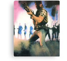 "Hasta La Vista 80""s Canvas Print"