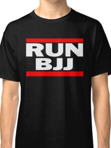 Run BJJ Classic T-Shirt