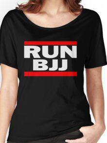 Run BJJ Women's Relaxed Fit T-Shirt