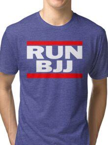 Run BJJ Tri-blend T-Shirt