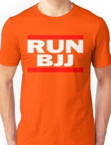 Run BJJ Unisex T-Shirt